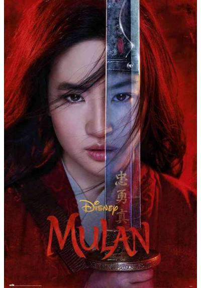 Poster Disney Mulan (POSTER 61 x 91,5)