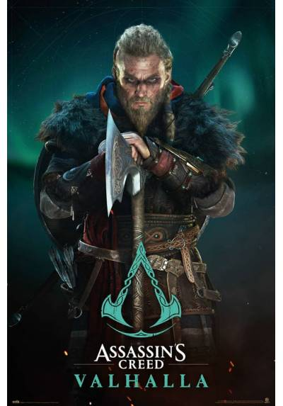Poster Assassins Creed - Valhalla 2 (POSTER 61 x 91,5)