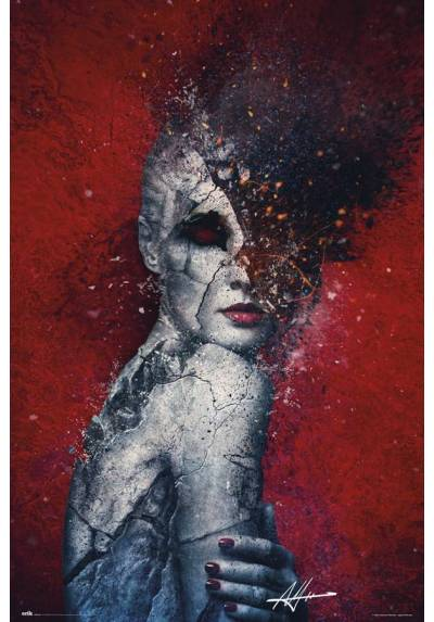 Poster Indifference - Mario Sanchez Nevado (POSTER 61 x 91,5)