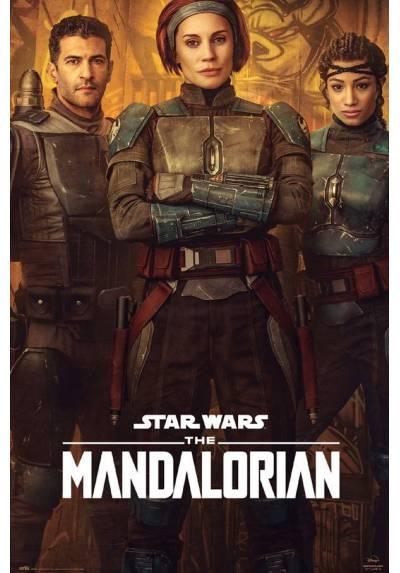 Poster Star Wars - The Mandalorian: Bo-Katan (POSTER 61 x 91,5)