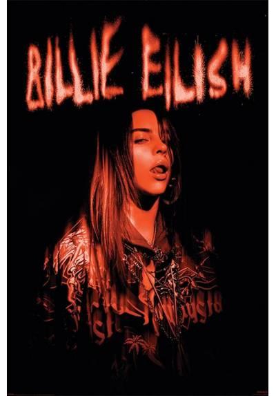 Poster Billie Eillish (POSTER 61 x 91,5)