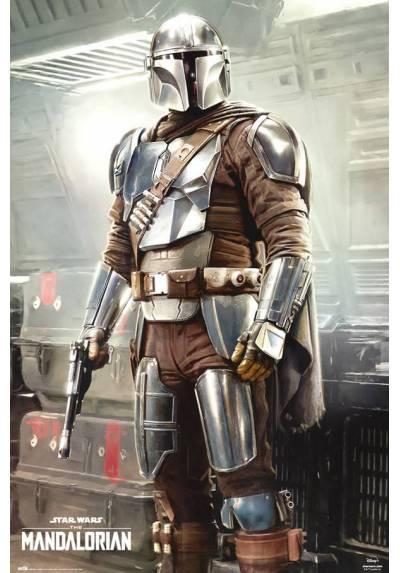 Poster Star wars - The Mandalorian - Este Es Mi Camino (POSTER 61 x 91,5)