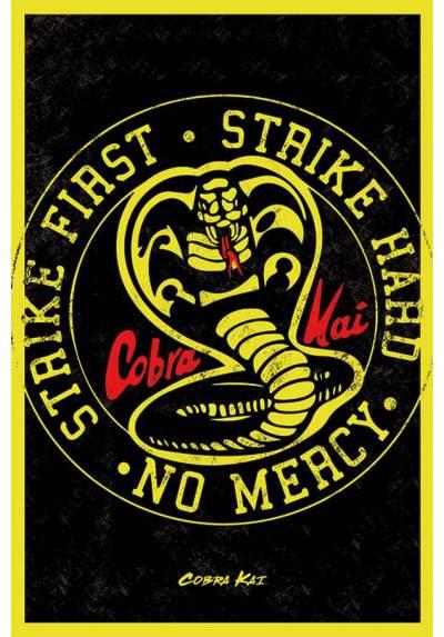 Poster The Karate Kid - Cobra Kai - Emblema  (POSTER 61 x 91,5)