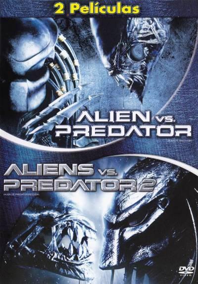 copy of Pack Alien Vs. Predator - La Saga Completa