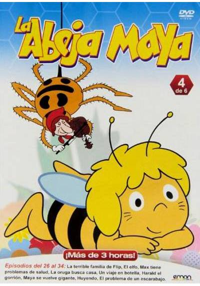 La abeja Maya 4 (Maya the Bee)