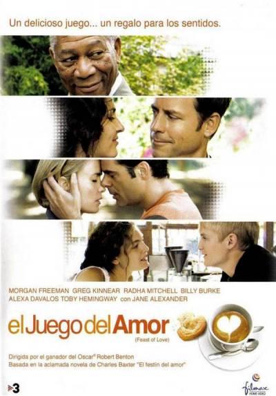 El juego del amor (Feast of Love) (Estuche Slim)
