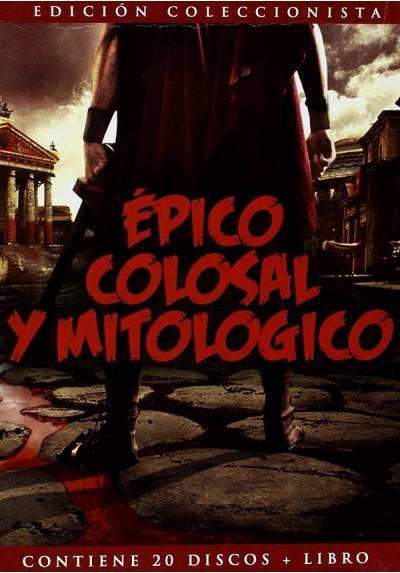 Pack Epico, Colosal y Mitologico