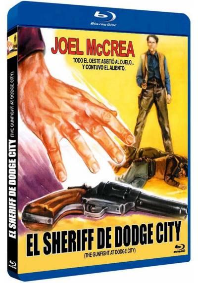 El sheriff de Dodge City (Blu-ray) (The Gunfight at Dodge City)