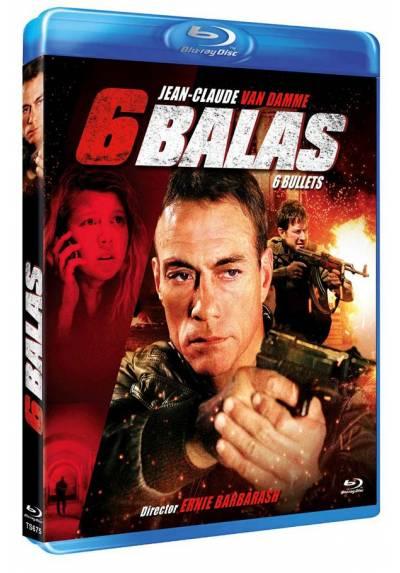 6 Balas (Blu-ray) (6 Bullets)