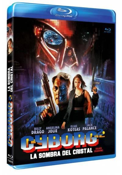 Cyborg 2: La sombra del cristal (Blu-ray) (Cyborg 2 (Glass Shadow))