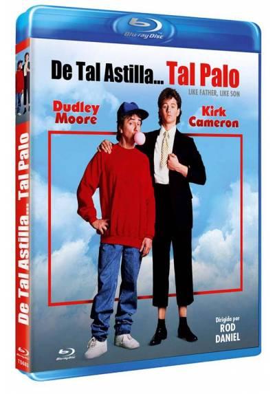 De tal astilla... tal palo (Blu-ray) (Like Father, Like Son)