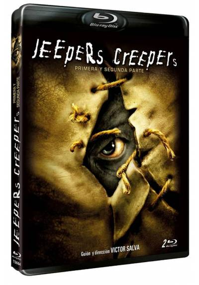 Pack Jeepers Creepers 1 y 2 (Blu-ray)