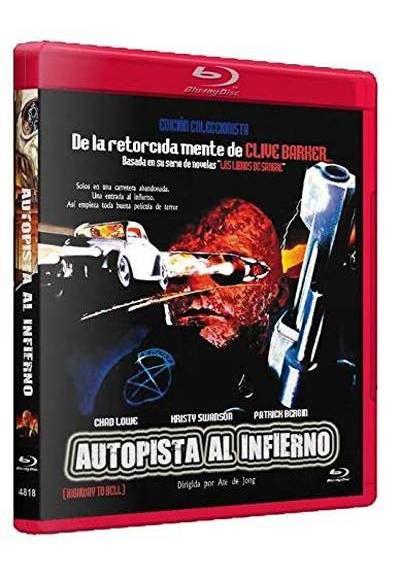 Autopista Al Infierno (Blu-Ray) (Highway To Hell)