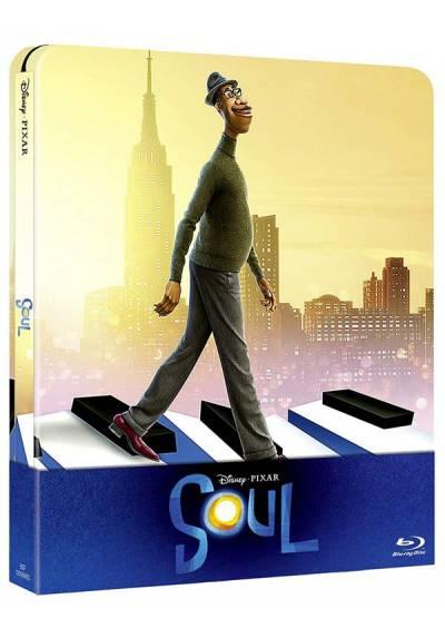 Soul - Steelbook (Blu-ray)