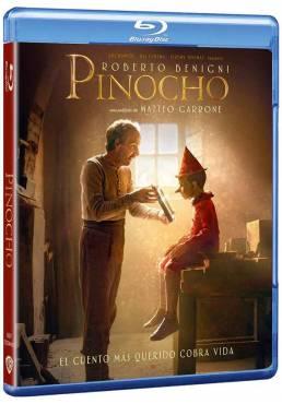 Pinocho (Pinocchio) (Blu-ray)