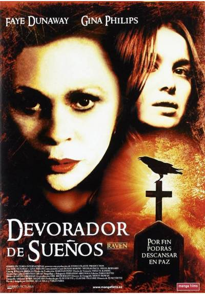 Devorador de sueños (Jennifer's Shadow) (Chronicle of the Raven)