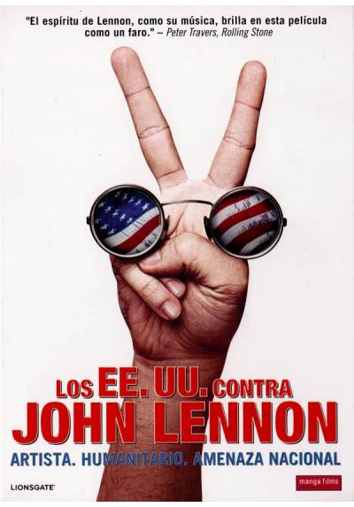 Los EE.UU. contra John Lennon (The U.S. vs. John Lennon)