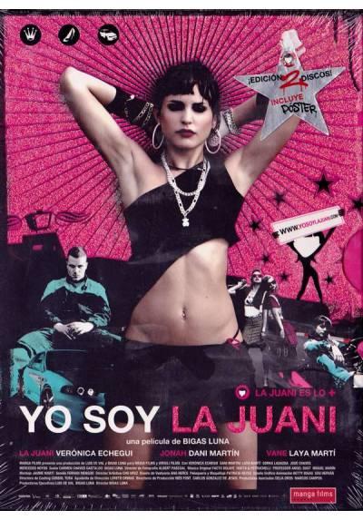 Yo Soy La Juani (Ed. Especial) (2 Disco + Poster)