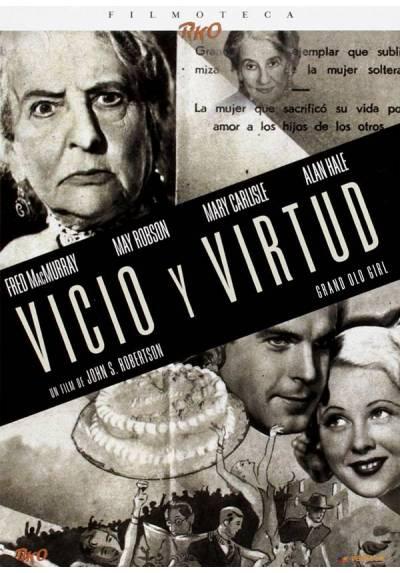 Filmoteca RKO: Vicio y virtud (Grand Old Girl)