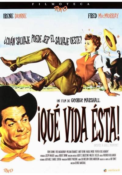 Filmoteca RKO: Qué vida ésta! (Never a Dull Moment)