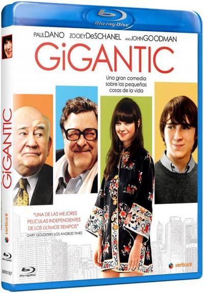 Gigantic (Blu-ray)