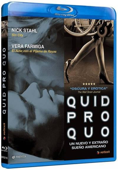 Quid Pro Quo (Blu-ray)