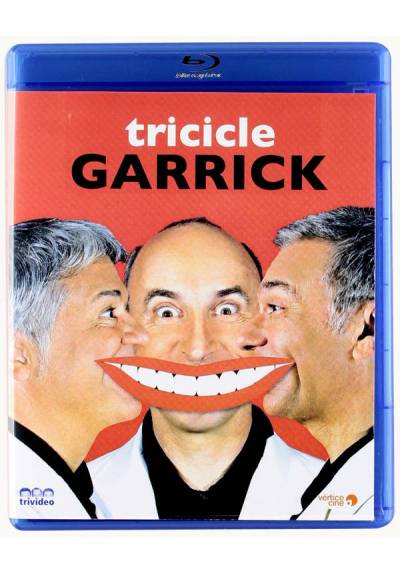 Tricecle: Garrick (Blu-ray)