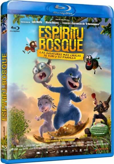 Espíritu del bosque (Blu-ray)