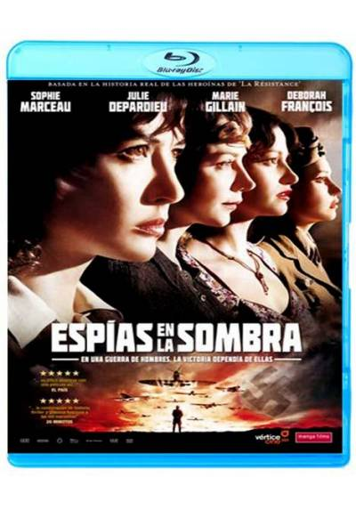 Espías en la sombra (Blu-ray) (Les Femmes de l'Ombre) (Female Agents)