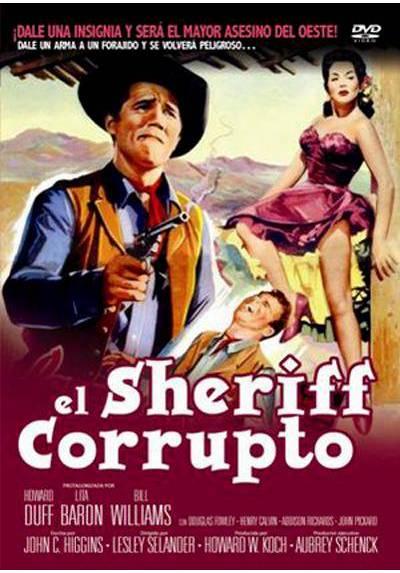 El sheriff corrupto (The Broken Star)