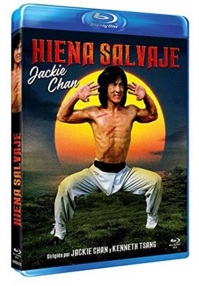 Hiena salvaje (Blu-ray) (Bd-R) (Xiao quan guai zhao) (The Fearless Hyena)