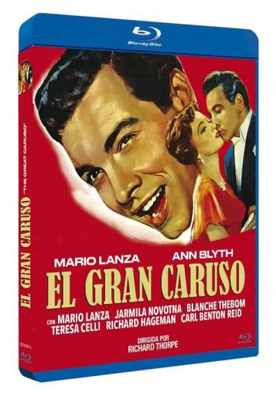 El gran Caruso (Blu-ray) (The Great Caruso)