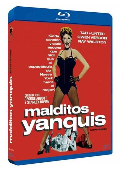 Malditos Yanquis (Blu-ray) (Damn Yankees!)