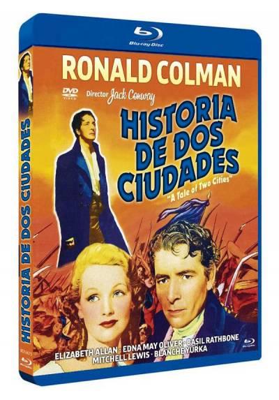 Historia de dos ciudades (Blu-ray) (A Tale of Two Cities)