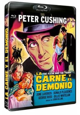 La carne y El Demonio (Blu-ray) (The Flesh and the Fiends)