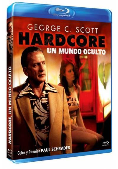 Hardcore, un mundo oculto (Blu-ray) (Hardcore)