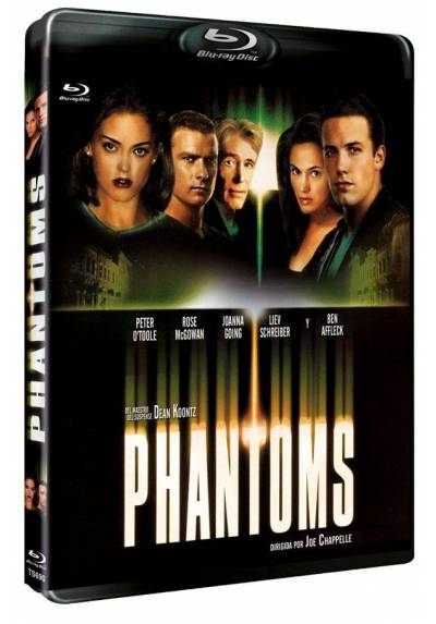 Phantoms (Blu-ray)