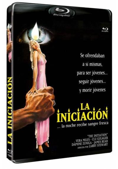 La iniciación (Blu-ray) (The Initiation)