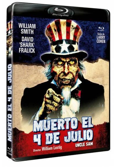Muerto el 4 de Julio (Blu-ray) (Uncle Sam)