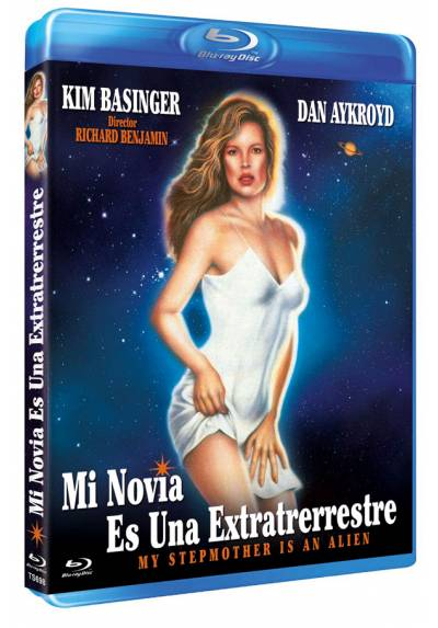 Mi novia es una extraterrestre (Blu-ray) (My Stepmother is an Alien)