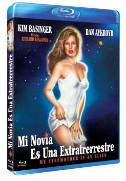 Mi novia es una extraterrestre (Blu-ray) (My Stepmother is an Alien)