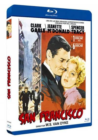 San Francisco (Blu-ray)