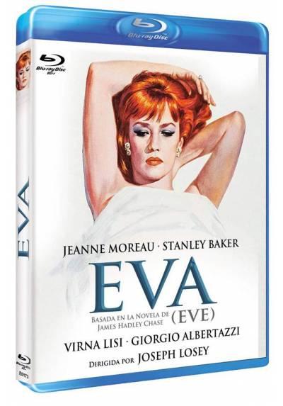 Eva (Blu-ray) (Bd-R) (Eve)