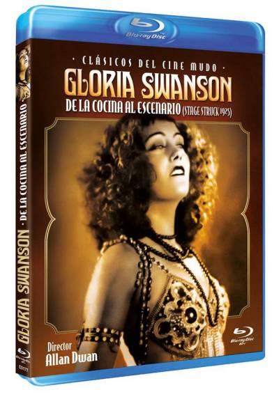 Gloria Swanson: De La Cocina Al Escenario (Blu-ray) (Bd-R) (Stage Struck)
