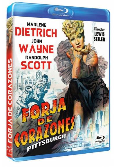 Forja de corazones (Blu-ray) (Bd-R) (Pittsburgh)