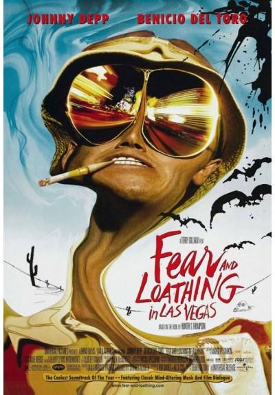 Miedo y Asco en Las Vegas (POSTER 32x45)