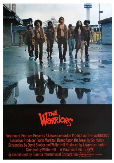 The Warriors (POSTER 32x45)