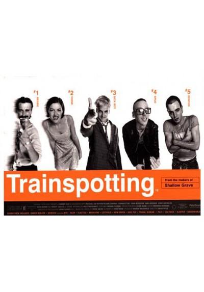 Trainspotting - Horizontal (POSTER 45x32)