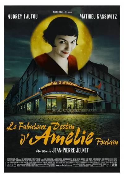 copy of Amélie en Japonés (POSTER)