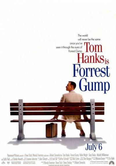 Forrest Gump (POSTER 32x45)